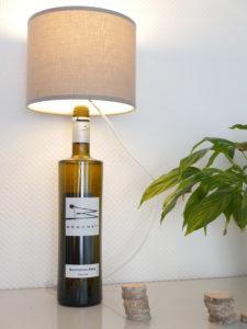 Lampe Bouteille Diy Faire Aude Une Partir De À D'une L'atelier vymnON80w