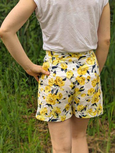 Fern shorts - Afternoon