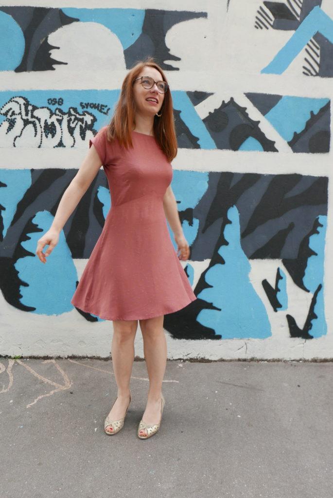 robe alina mouvement