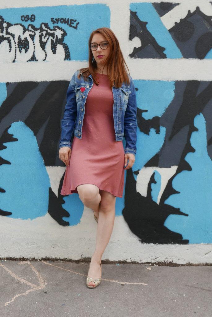 robe alina avec veste