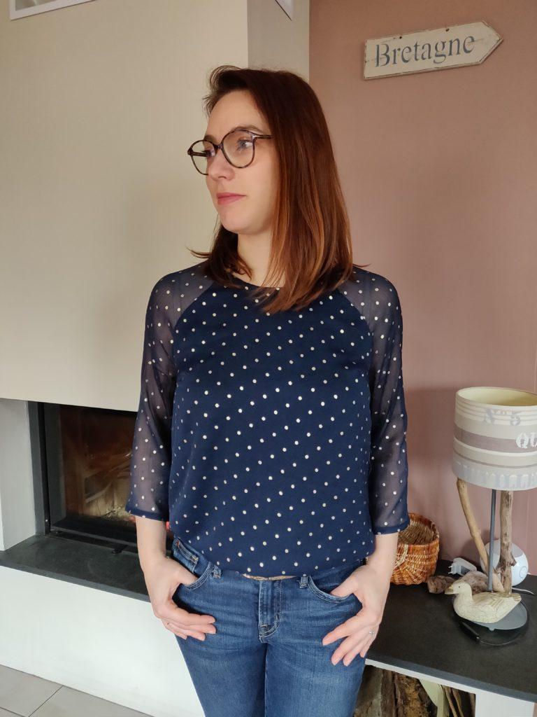 blouse stockholm face