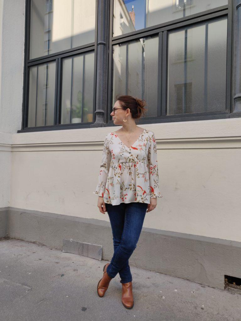 blouse Eugénie