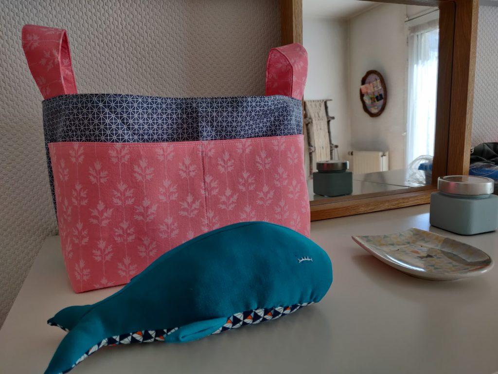 divided basket et baleine