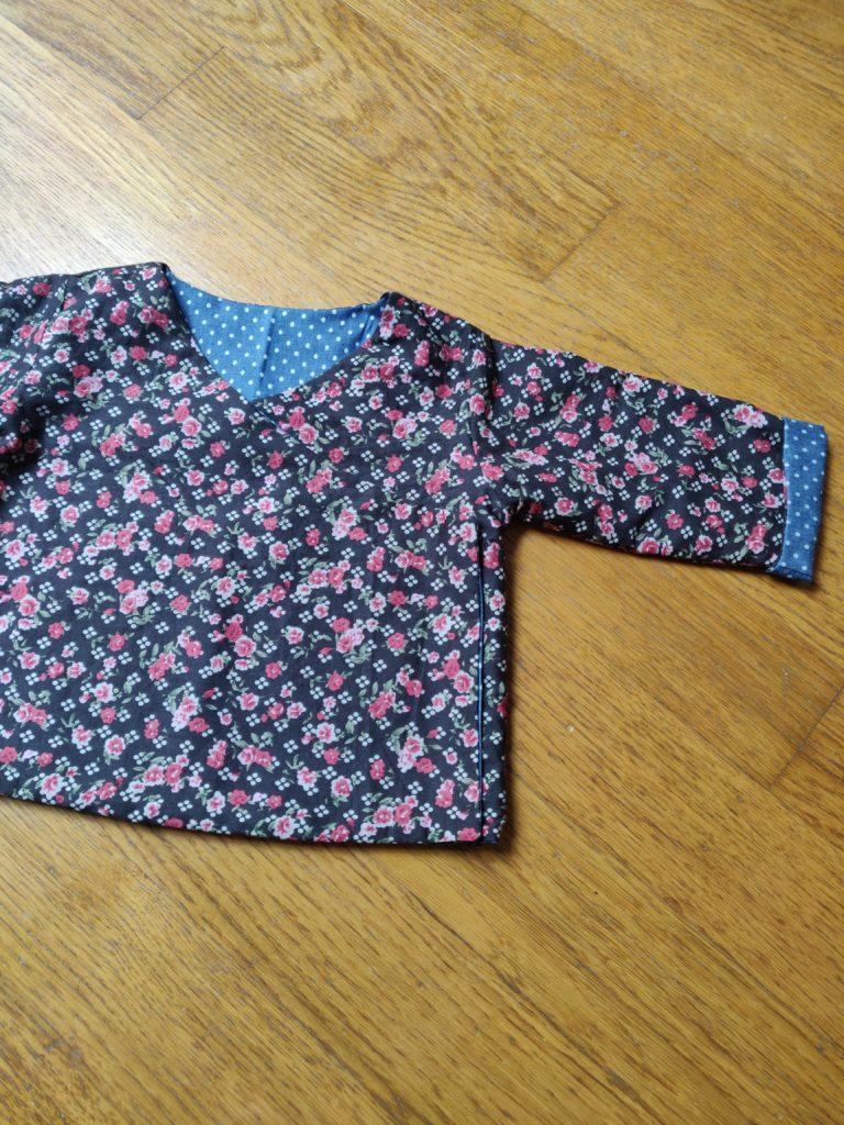 kimono réversible marie claire idées zoom pan