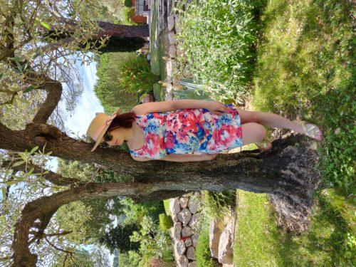 Givre grossesse arbre