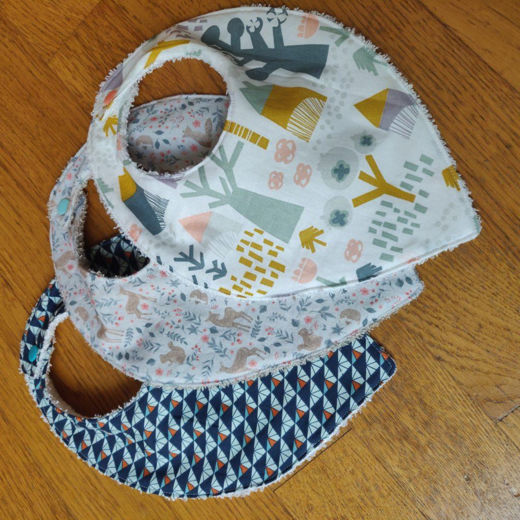 bavoirs accessoires bébé