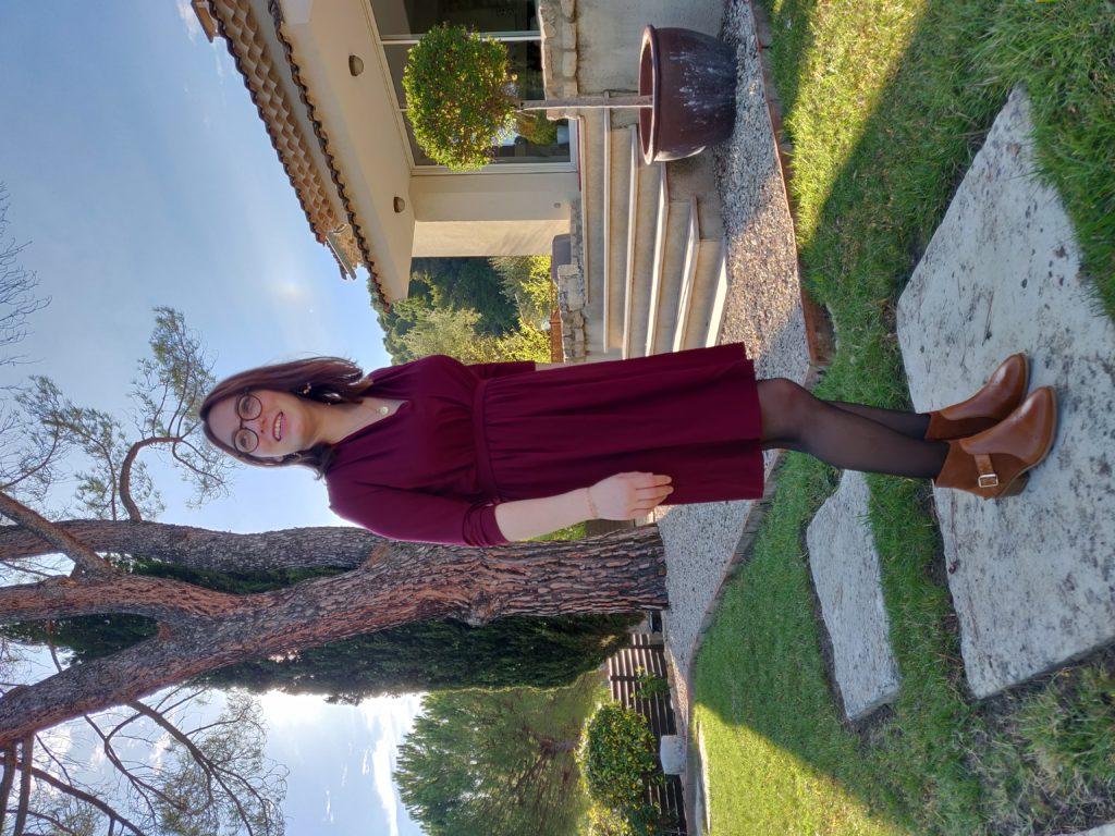mayfair dress profil