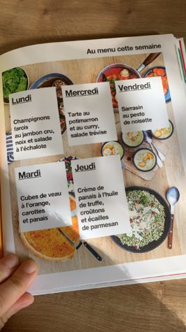 menu automne batchcooking
